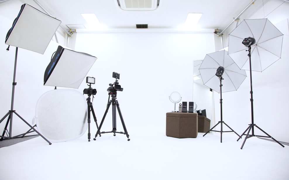 スタジオ画像